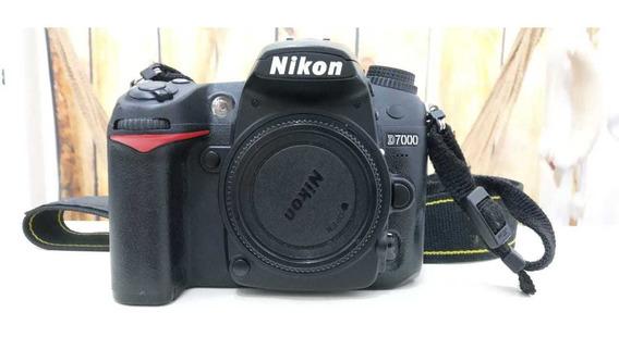 Kit Câmera Nikon D7000 + Lente 35.mm 1.8 Nikon