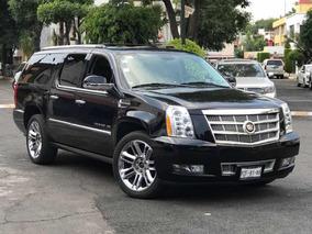 Cadillac Escalade 6.2 Paq P Plinum 4x4 At 2013
