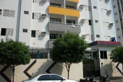 Apartamento Com 3 Quarto(s) No Bairro Consil Em Cuiabá - Mt - 02029
