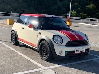 Mini One 1.6 Branco