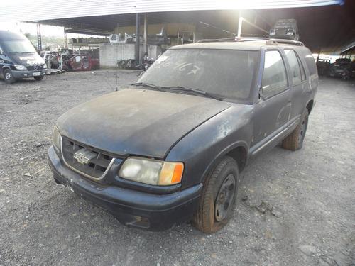 Sucata Chevrolet Blazer 2.5 Dlx 1999