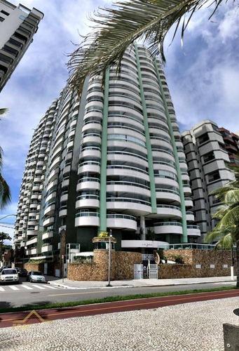 Imagem 1 de 25 de Apartamento 03 Dormitórios Sendo 1 Suíte, Sacada Com Vista Ao Mar. - Ap2437