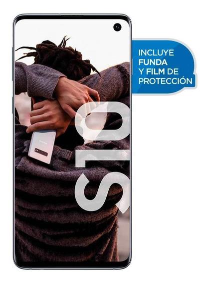 Celular Liberado Samsung Galaxy S10 Azul