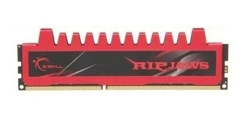 Ram 4gb 1x4g G.skill Ripjaws F3-12800cl9d-8gbrl Ddr3 1600mhz