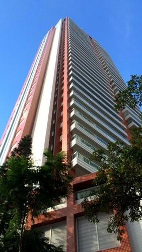 Imagem 1 de 30 de Apartamento Residencial À Venda, Jardim Anália Franco, São Paulo. - Ap5104