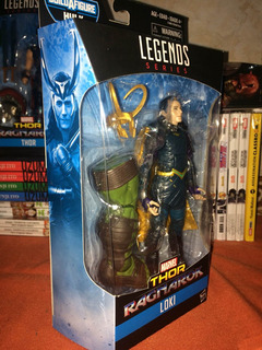 Loki Thor Ragnarok Marvel Legends