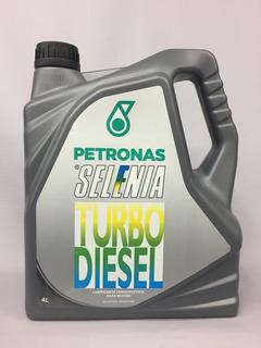Selenia Turbo Diesel X 4 Lts.