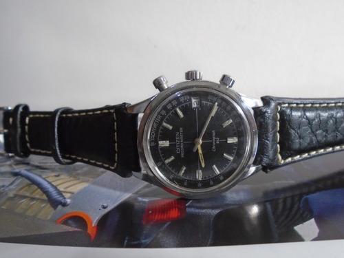 Citizen Chronograph Record Master S'60 Cal 5702 Ref 63 0110