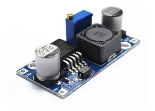 50 Unidades Regulador Ajustável Lm2596 4.5-40v Out 2.5-35v