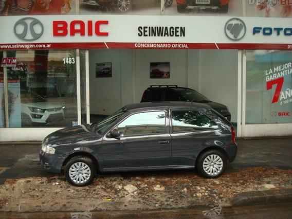 Volkswagen Gol Power Full Gnc 11 Excelente Estado Tomo Usado