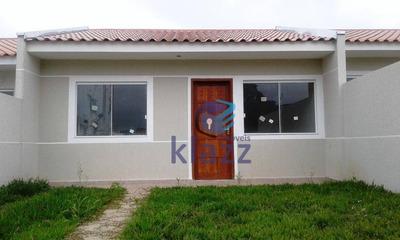 Casa Residencial À Venda, Campo Largo Da Roseira, São José Dos Pinhais. - Ca0096