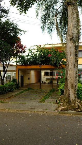 Casa De Vila - Alto Da Boa Vista - 3 Dormitórios - Venda E Locação - 375-im255029