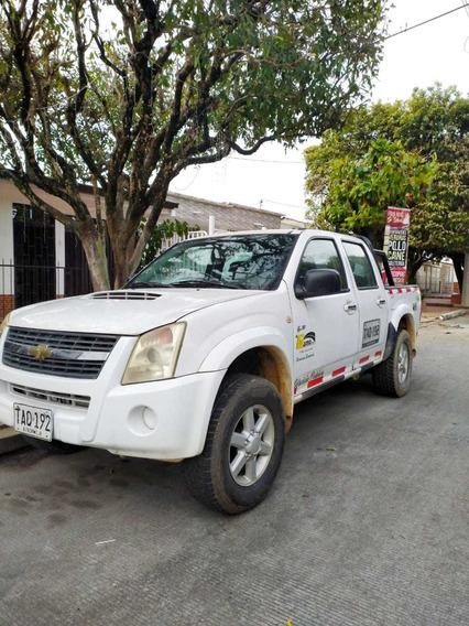 Camioneta Chevrolet Luv D Max, Año 2012, 4x4