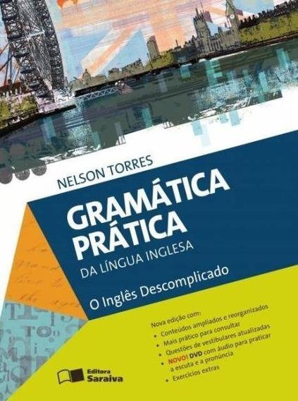 Gramática Prática Da Língua Inglesa Nelson Torres - Saraiva