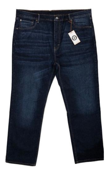 Talla Extra 48 X 32 Pantalon Mezclilla Relaxed Fit Plus Size