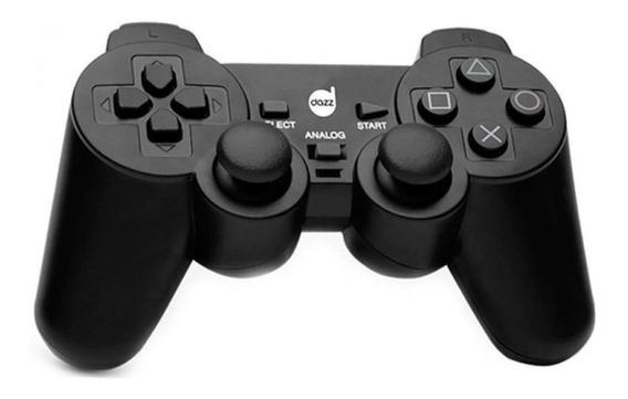 Controle joystick Dazz 621322 preto