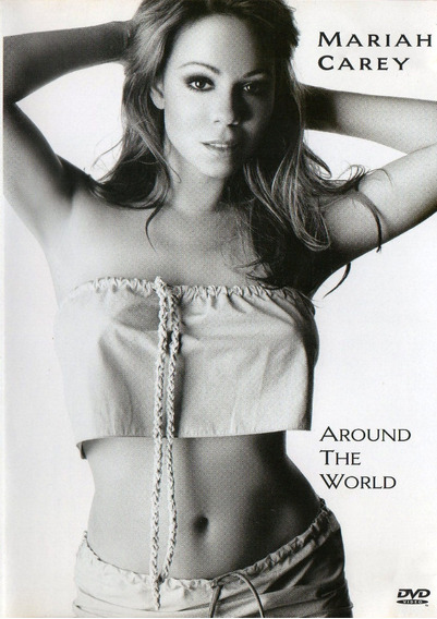 Dvd Mariah Carey - Around The World