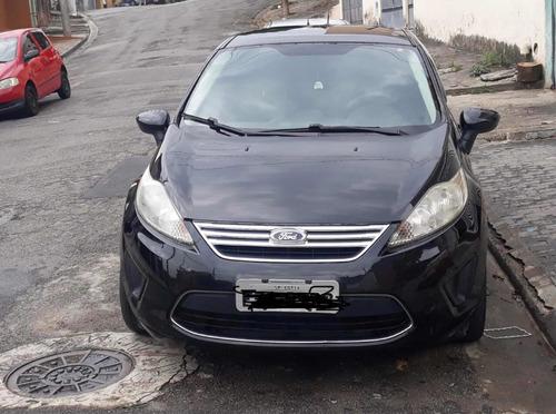 Imagem 1 de 11 de Ford Fiesta Sedan 2011 1.6 16v Se Flex 4p