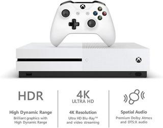 Xbox One S 1tb - Aj Hogar