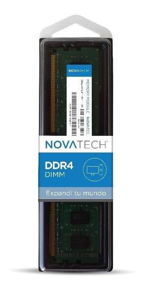 Memoria Ram 16gb Ddr4 2133 Mhz - Novatech - Pc