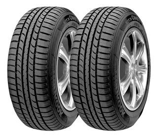 Kit X2 Neumáticos Hankook 145 80 R12 74t Optimo K715