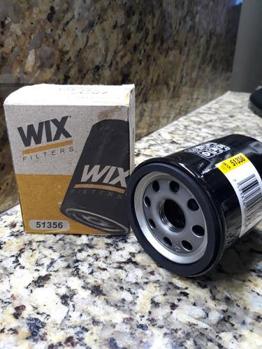 Filtro De Aceite Wix 51536 Mitsubishi Chery Fiat (1030)s8