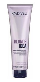 Cadiveu Blond Idea - Máscara Matizadora 150ml