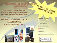 Curso: Reparacion De Computadoras Automotrices!!!