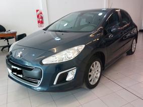 Peugeot 308 1.6 Nafta Allure Nav 115cv 2012