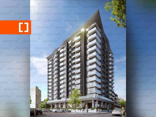 Venta De Apartamento Obra Construcción 1 Dormitorio En Centro, Nostrum Central Unidad 408
