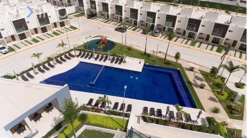 Imagen 1 de 22 de Casa En Venta Tipo B En Desarrollo Nuevo Ubicado En Puerto Cancun 28khwmb, Quintana Roo