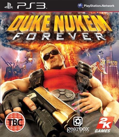 Kit Duke Nukem + Limbo + Brothers - Ps3 - Instale Já