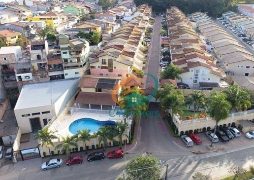 Imagem 1 de 30 de Sobrado Com 4 Dormitórios À Venda, 180 M² Por R$ 1.100.000,00 - Portal Dos Gramados - Guarulhos/sp - So0309