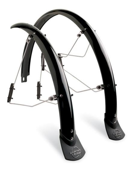 Salpicaderas Bicileta Planet Bike Speedez Xl Hybrid 45mm