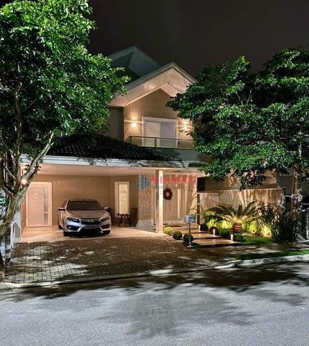 Imagem 1 de 30 de Casa Com 4 Dormitórios À Venda, 250 M² Por R$ 1.500.000,00 - Urbanova - São José Dos Campos/sp - Ca0731