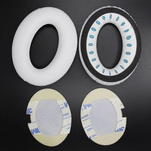 Espuma Fones Bose Ae2 Quiet Confort Qc2 Qc15 Qc25 C/ Fita 3m