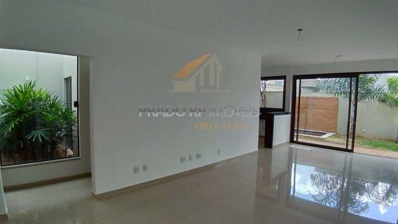 Casa Nova, 3 Suites, Condomínio San Marco, Ribeirão Preto - V56127