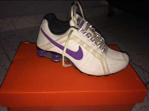Tênis Nike Shox Feminino Número 37 Impecável !!!!