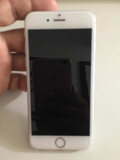 Vendo iPhone 6 Prata De 128 G