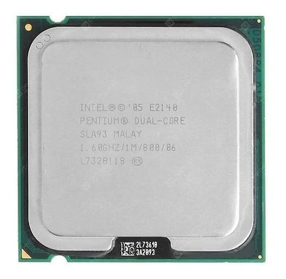 Processador Intel Pentium Dual Core E2140 1.6ghz