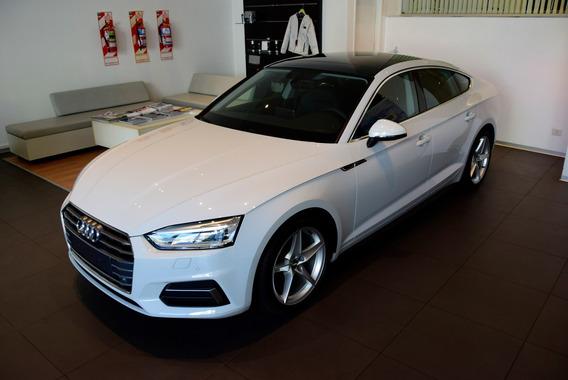 Audi A5 2.0 Tfsi 190cv Sportback 5ptas Techo Cuero 2019 0km