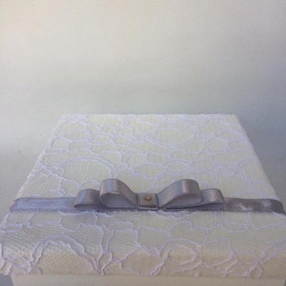 1 Caixa 19x19x5 Mdf Personalizada Lembrancinhas Casamento