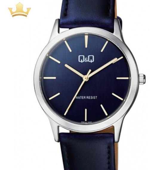 Relógio Q&q By Japan Unissex Qb36j302y C/ Garantia E Nf