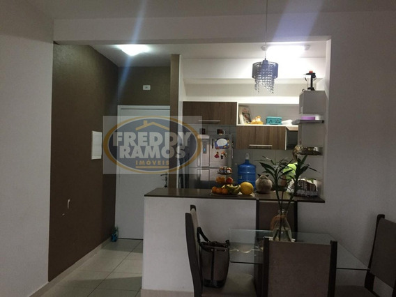 Apartamento Para Alugar No Bairro Mogi Moderno Em Mogi Das - 317-2