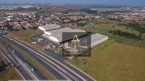 Excelente Galpão Para Locação Com 6.016,48 M² Na Cidade De Sumaré/sp - Confira! - Ga0443