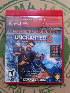 Uncharted 2 Ps3 Usado