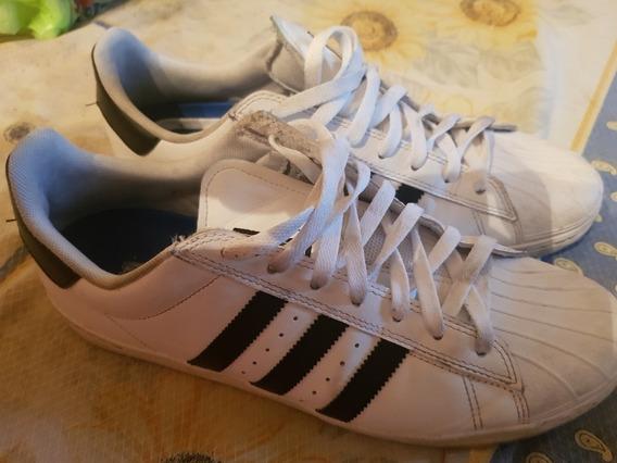 Zapatillas adidas Superstart Originales Poco Uso