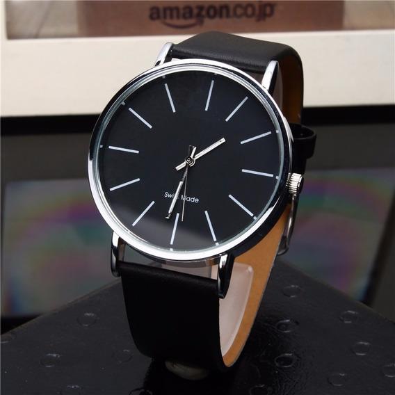 Relógio De Pulso Masculino Casual Modelo De Luxo