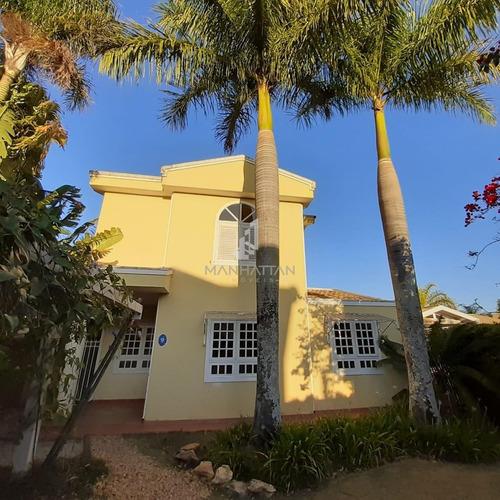 Imagem 1 de 30 de Casa À Venda Em Caminhos De San Conrado - Ca004941