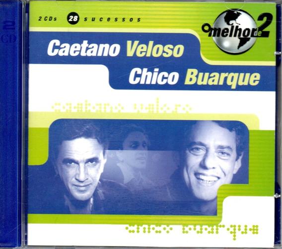 Caetano Veloso - Chico Buarque - 2cds